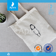 Promotional cotton shopping tote bag