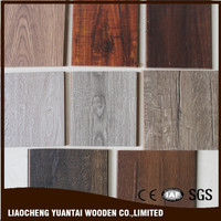 8&12mm surface laminate flooring gray white decor colors