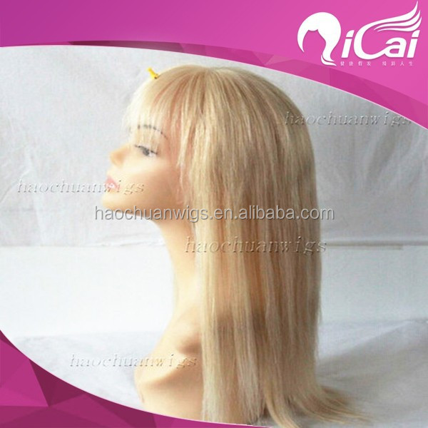 Alibaba china manufactures supplier best quality blonde color wig,brazilian lace front human hair wigs