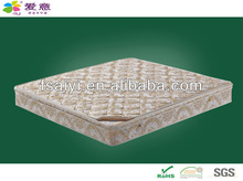 Comfortable high density compressed cheap sponge mattress AY-T1