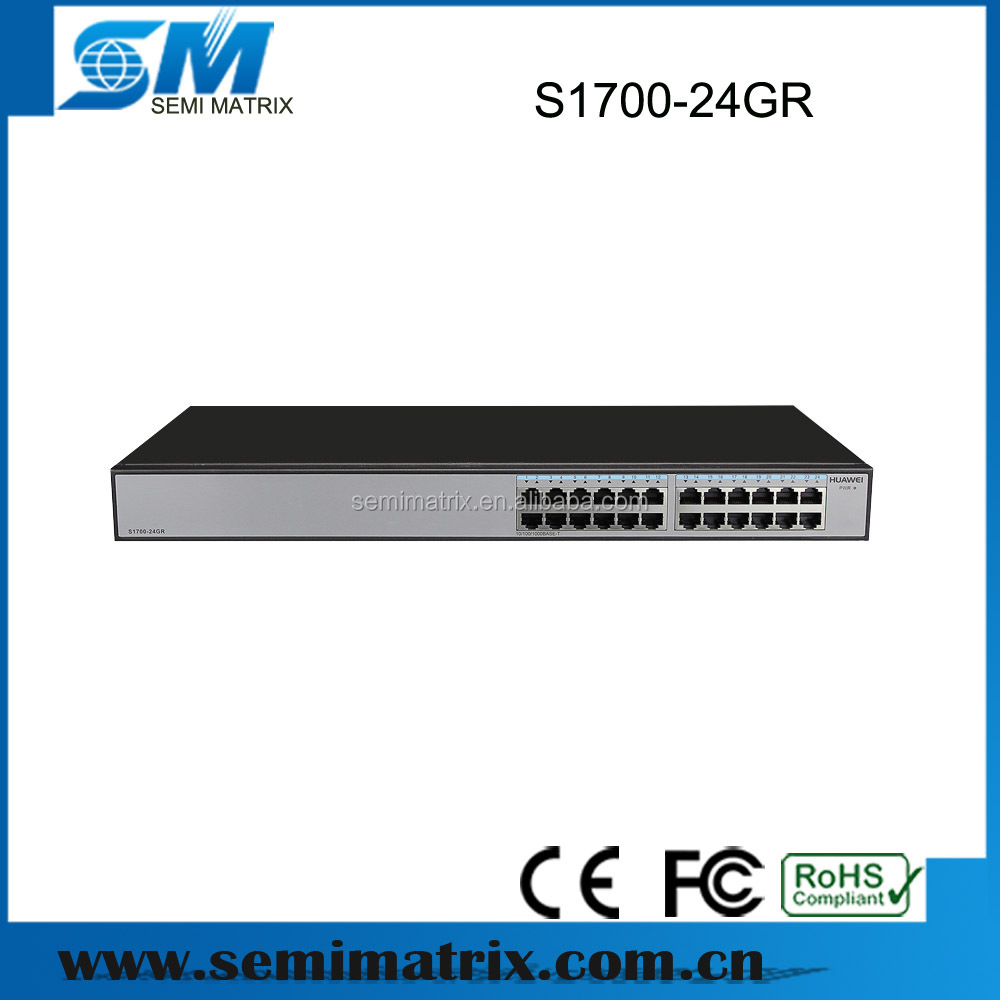 S1700 Series Enterprise 24 gigabit ports Etherent Switches S1700-24GR