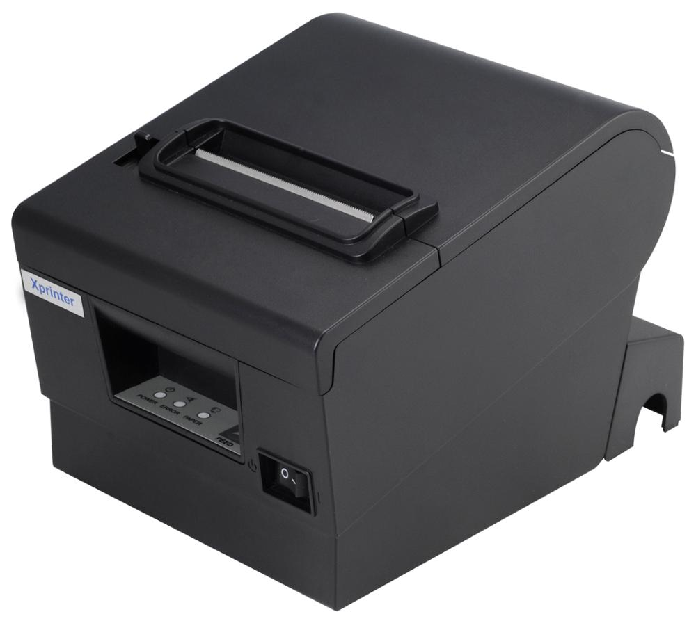 High Speed POS 80mm Thermal Receipt Printer Compatible with epson