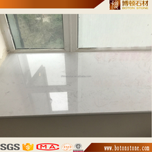 gray veins marble Artificial stone window sill cut from slabs