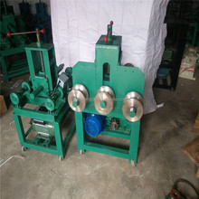 Electric angle bending machine , iron pipe 3 roll pipe bending machine for sale