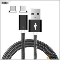 High Speed Fast Charging Magnetic Charging Cable/Micro USB Cable