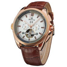 wholesale top brand luxury forsining watch men business automatic wristwatch