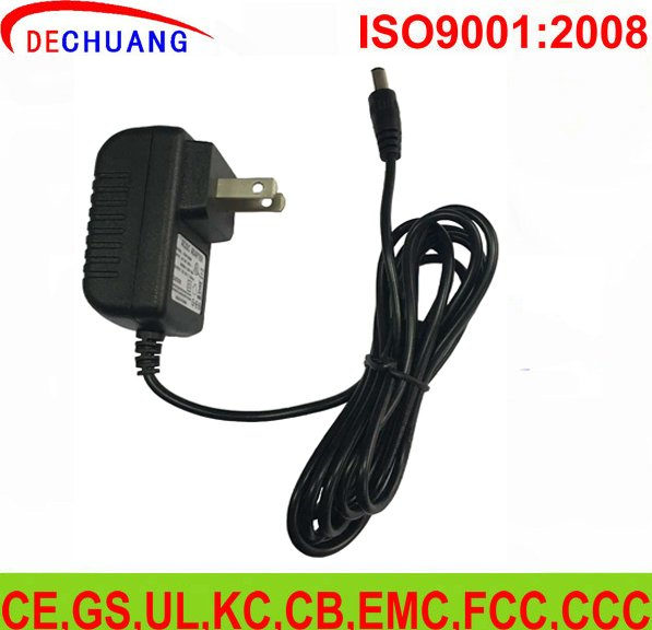 Switching power supply for toys/CCTV.LED lighting AC/DC adapter 12V 0.5A 1A power adapter