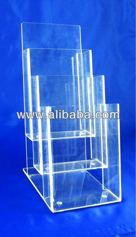 Customized Acrylic Dispensers