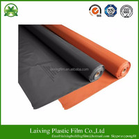 Polyethylene construction film polythene plastic roll LDPE film