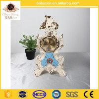 Wholesale Top quality Classical antique brass table clock