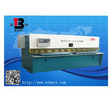 machine tool for shearing metal plate