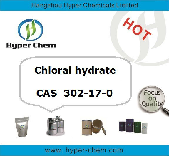 HP90525 High quality API Chloral hydrate with CAS 302-17-0