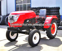 18hp 20hp 22hp 24hp 4wd Small Belt farm tractors made in China