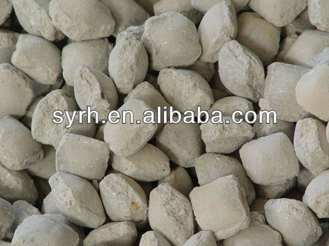 0-30mm 90% caustic calcined magnesia