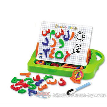 LN-1083673 Learning Case with Hebraic letters