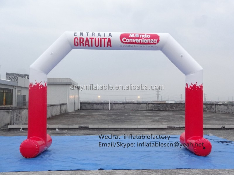 PK Super quality Inflatable Arch for Promotional Event
