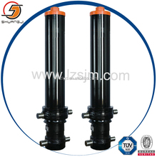 OEM FE series hydraulic telescopic tie rod cylinder manufacture