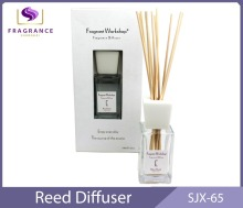 rose red oval aroma 120ml fancy reed diffuser
