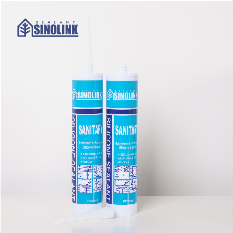 SINOLINK waterproof 300ml <strong>adhesive</strong> to fish glass aquarium silicone sealant