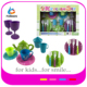 Deluxe plastic toy tea set,funny kitchen tea sets kids toys for pretend play