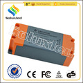 9*3W Constant Current LED Driver 600mA High PFC Non-stroboscopic With PC Cover For Indoor Lighting