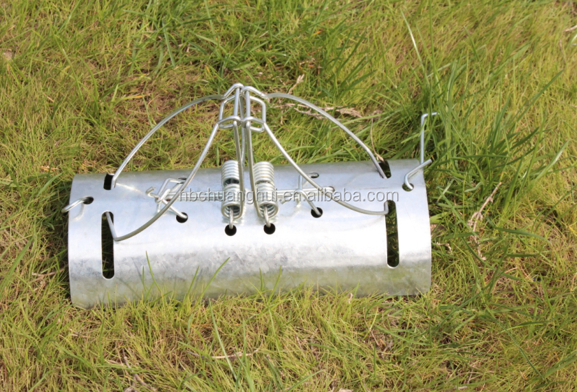 Tunnel Trap Mole Trap On Sale for diffenent packing ways