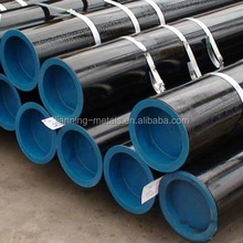API 5L Hot rolled Carbon seamless Steel pipe