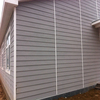 Lightweight Fireproof Wood Grain Siding Panel for Exterior Wall
