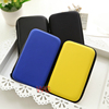 15*9*3.5cm Hard EVA Case for Earphone for Cables Waterproof Carrying