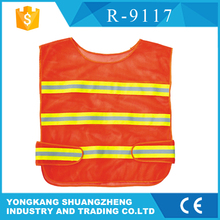 120GSM polyester orange teflon bullet proof vest