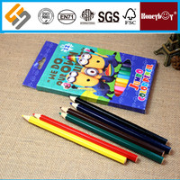 eco-friendly cute color boxed kids colored pencil