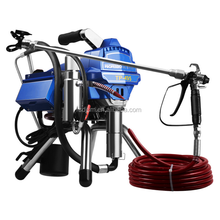 China JSM pneumatic airless putty paint sprayer 220v
