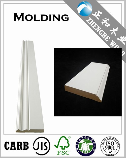 Stable Quality and Fair Price Low Density Fibreboard- molding