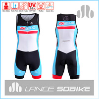 2015 Men's triathlon sport clothing for Bicycle Race