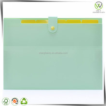 Fashional Customized vertical expanding file holder
