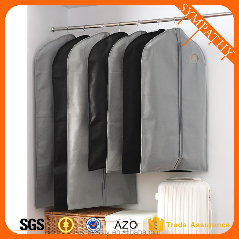 sympathy cloth dust cover wholesale mens non woven suit garment bags