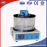 ASTM D445 Standard Bitumen Dynamic & Kinematic Viscosity Testing Equipment
