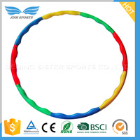 Wholesale Cheap Body Building Waist Bamboo Hula Hoop
