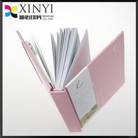 2015 planner custom unique design school office supplies soft paper cover A6 field notebook