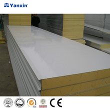 clean room pu sandwich panel for composite wall and roof