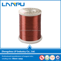 Widely used enamel copper coated aluminum magnet wire