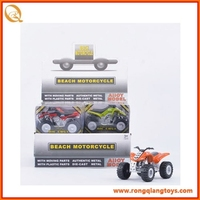 Funny toys pull back beach motorcycle with low price PB74718313