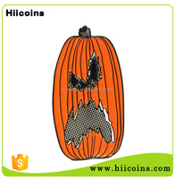 Free artwork halloween decoration lapel pin custom lapel pin for halloween props