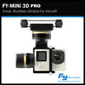 mini3D pro 3 axis high performance gimbal for GoPro Hero3 FPV Aerial Photography UAV