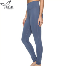 Wide Elastic Band 93% Polyester 7% Spandex High Waisted Best Workout Pants