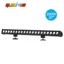 China supplier 36W car accessory led light bar cover
