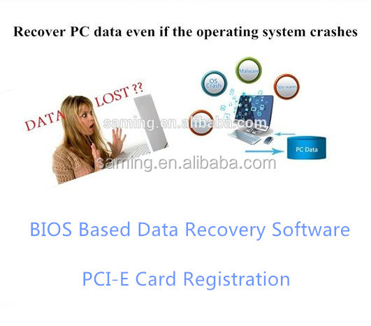 SAMING Data Security Solutions / Bios Based Data Recovery Software / Lost Photo Recovery Software
