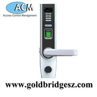 Mortise Electronic Keyed Chain Door Lock