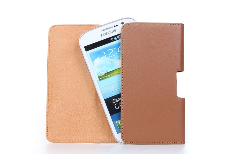 Leather Belt Clip Case for Samsung Galaxy s4, s3