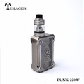 wholesale the newest tesla product continue tesla nano 120w cool steampunk style for punk 220w